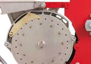 Селектор из бронзы плотно прилегает к диску